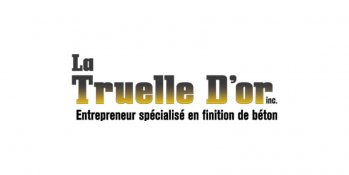 La Truelle D'or inc.