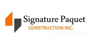 Signature Paquet Construction Inc.