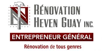 Rénovation Heven Guay
